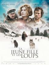 Affiche La Jeune fille et les loups
