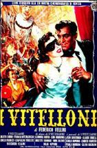 Affiche Les Vitelloni