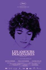Affiche Les amours imaginaires