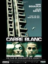Affiche Carr blanc