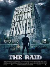 Affiche The Raid