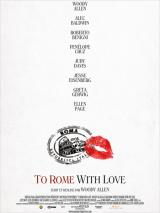 Affiche To Rome with Love