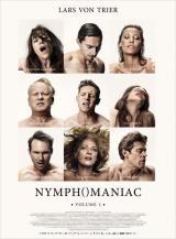 Affiche Nymphomaniac : Volume 1