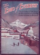 Affiche L'Épopée de l'Everest
