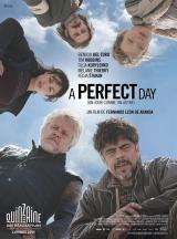Affiche A perfect day, un jour comme un autre