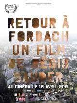 Affiche Retour à Forbach