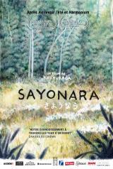 Affiche Sayônara