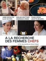 Affiche À la recherche des femmes chefs