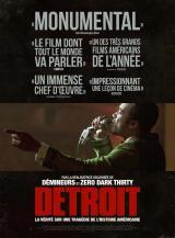 Affiche Detroit