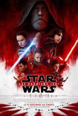 Affiche Star Wars: Episode VIII - Les derniers Jedi