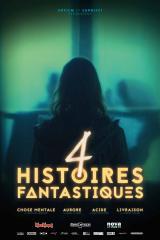 Affiche 4 Histoires fantastiques