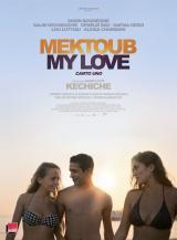 Affiche Mektoub My Love : Canto Uno