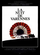 Affiche La Nuit de Varennes