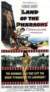 Affiche La Terre des pharaons