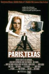 Affiche Paris, Texas