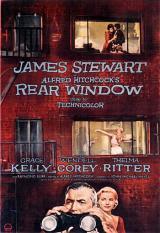 Affiche Fenêtre sur cour