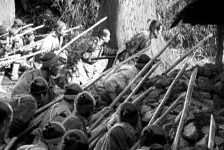 Les Sept samouraïs (Shichinin no samurai)