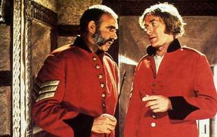 L'Homme qui voulut être roi (The Man Who Would Be King, 1975)