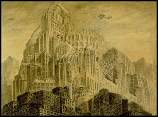 Exposition Metropolis : le passé a de l'avenir
