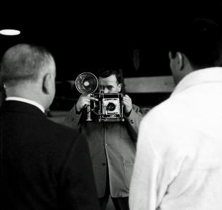 Kubrick photographe s'expose à Bruxelles