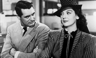 La Dame du vendredi (His Girl Friday, 1940)