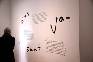 Exposition Gus Van Sant - Cinémathèque française