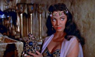 La Terre des pharaons (Land of the Pharaohs, 1955)