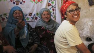 Rencontre avec Shahrbanoo Sadat : « Je voulais faire un film qui possède un véritable point de vue afghan.  »