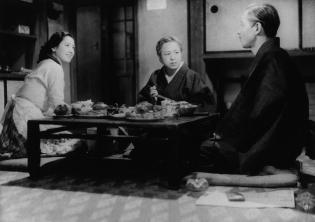 Le Grondement de la montagne (Yama no oto - Mikio Naruse, 1954)