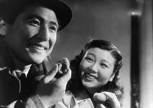 Un Merveilleux dimanche (Subarashiki nichiyôbi - Akira Kurosawa, 1947)
