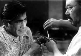 L'Ange ivre (Yoidore tenshi - Akira Kurosawa, 1948)