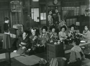 La Femme dont on parle (Uwasa no onna - Kenji Mizoguchi, 1954)