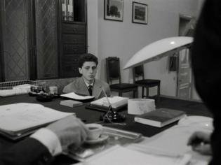L'Emploi (Il posto - Ermanno Olmi, 1961)
