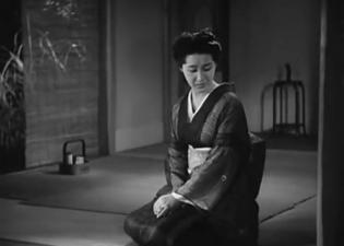 Le Destin de Madame Yuki (Yuki fujin ezu - Kenji Mizoguchi,1950)