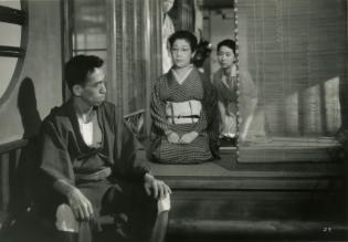 Au gré du courant (Nagareru - Mikio Naruse 1956)