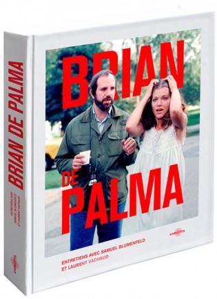 Coffret livre/DVD Brian de Palma