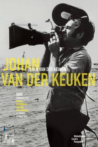 Rétrospective Johan van der Keuken - du 17 janvier au 19 mars 2018