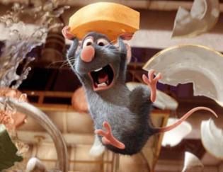 Ratatouille (Brad Bird, 2007)